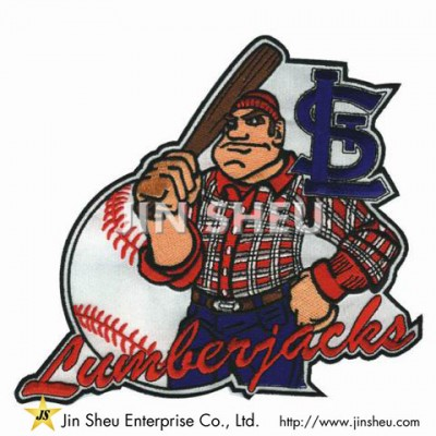 Custom Embroidered Patches - Custom Embroidered Patches