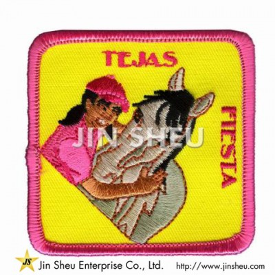 Girl Scout Embroidery Patches - Girl Scout Embroidery Patches