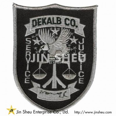 Uniform Emblem Patches - Uniform Emblem Patches