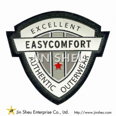 Custom Embossed Patches - Custom Embossed Patches