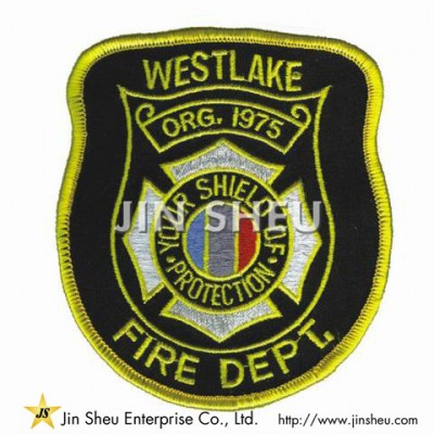 Custom Fire Medical Patches - Custom Fire Medical Patches
