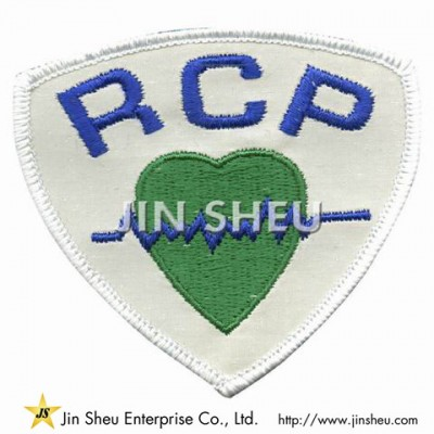 Custom RCP Embroidered Patches - Custom RCP Embroidered Patches