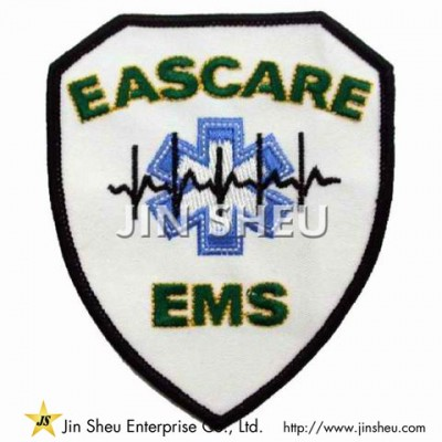 EMS Embroidery patches - EMS Embroidery patches