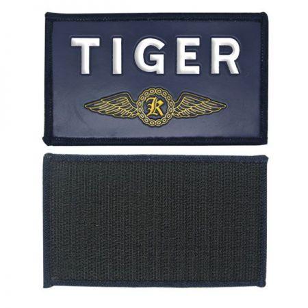 Badges Patches With PVC - Badges Patches With PVC