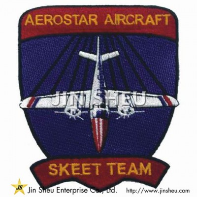 Uniform Embroidery Patches - Uniform Embroidery Patches