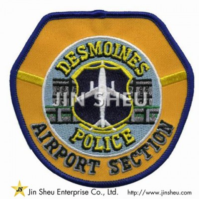 Custom Air Force Patches - Patrol Embroidery Patches