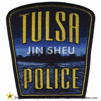 Military Embroidery Patches - Embroidery Military Police Badges