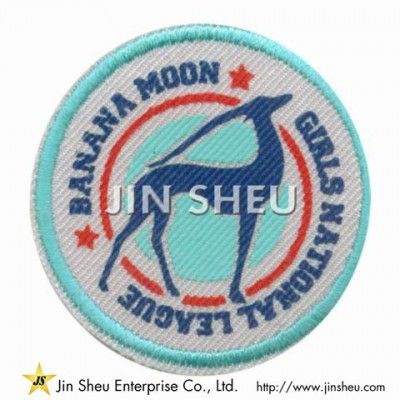 Silk Screen Printed Patches - Silk Screen Printed Patches