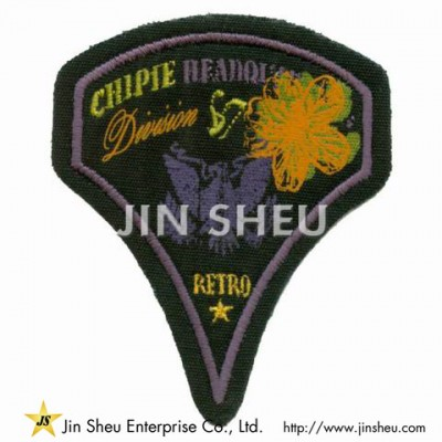 Screen Printed Patches Manufacturer - Screen Printed Patches Manufacturer