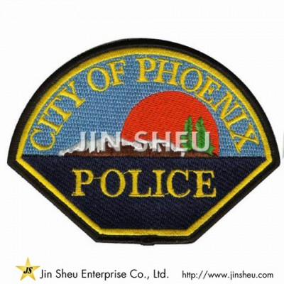 Embroidery Army Military Police Badges | Promotional