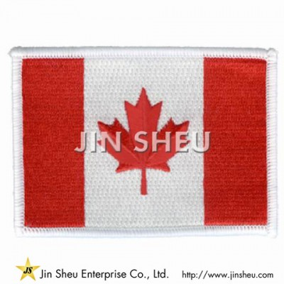 Canadian Flag Patch - Canadian Flag Patch