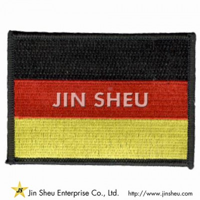 Germany Flag Patches - Germany Flag Patches