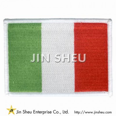 Embroidered Flag Patches - Embroidered Flag Patches
