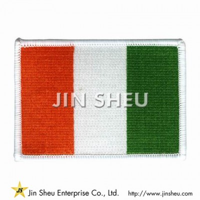 Custom Iron On Flag Patches - Custom Iron On Flag Patches
