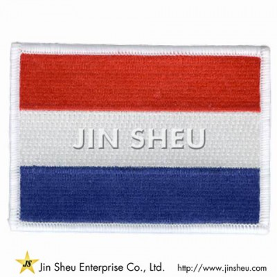 Netherlands Cheap Flag Patches - Netherlands Cheap Flag Patches