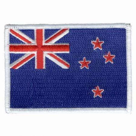 National Flag Patch Emblem - National Flag Patch Emblem