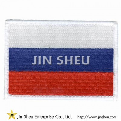 Russian Flag Patches - Russian Flag Patches