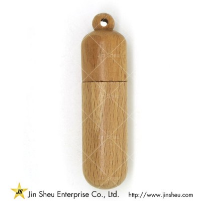 Wooden Eco Friendly USB Drive - Wooden Eco Friendly USB Drive