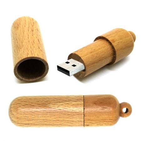 Wooden Eco Friendly USB Drive - Wooden Eco Friendly USB Drive