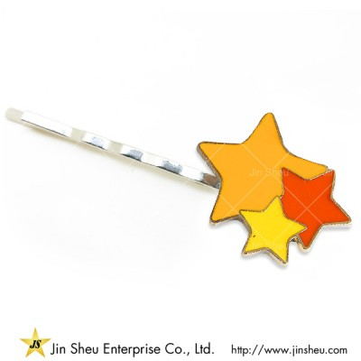 Custom Made Hair Pins - Metal Hair Pins