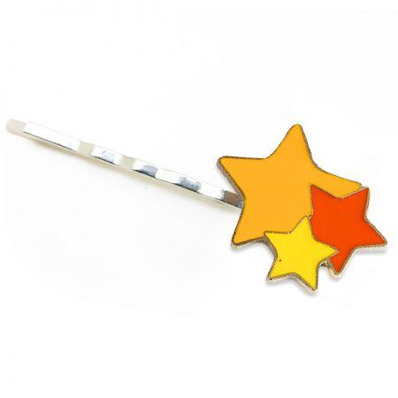 Custom Made Hair Pins - Metal Hair Pins
