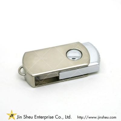 Wireless Storage - A data storage device that includes flash memory with an integrated USB interface.