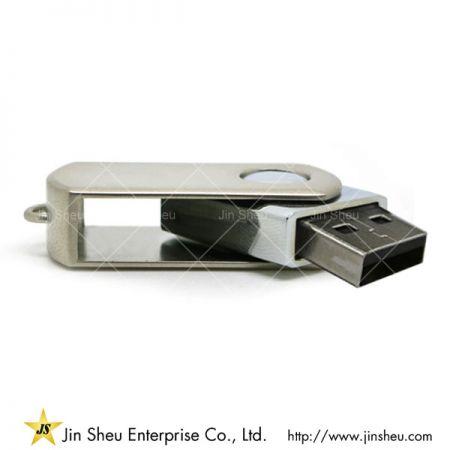 Twist USB - 360 degree rotating USB