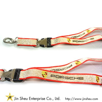 Hot Special Neck Glitter Lanyard - Hot Special Neck Glitter Lanyard