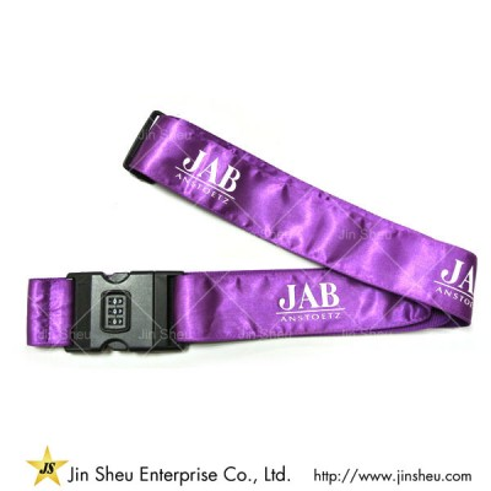 Custom Made Lock Luggage Belts Strap - Custom Made Lock Luggage Belts Strap