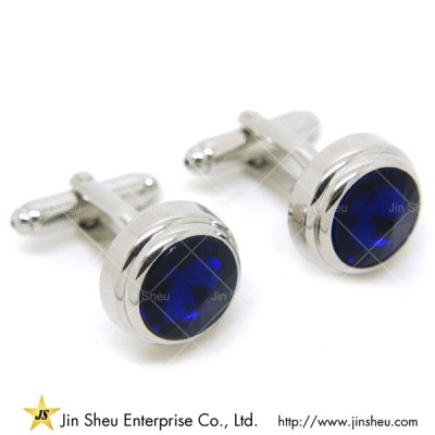 Gemstone Cufflinks - Gemstone Cufflinks