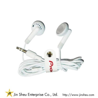 Earphone Cable Clips - Earphone Cable Clips