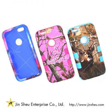 Dual Material Phone Case - Dual Material Phone Case