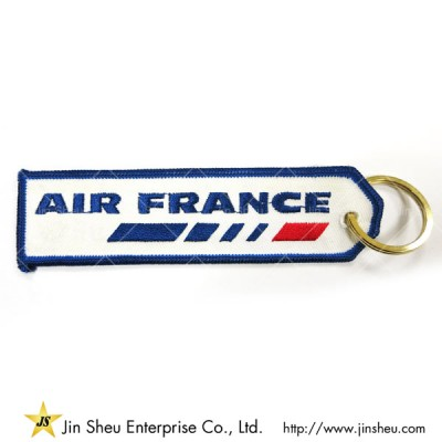 Aviation Souvenir Key Tag