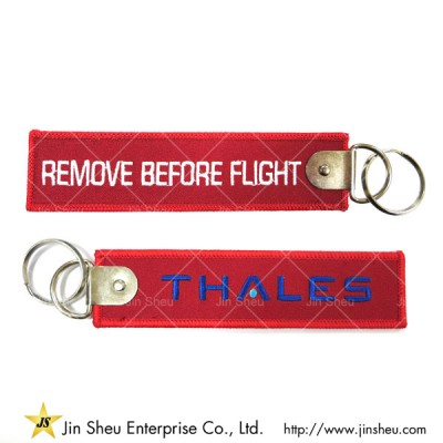 Remove Before Flight Keychains - Remove Before Flight Keychains