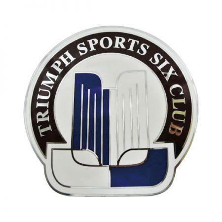 Auto Grille Badges