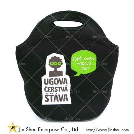 Neoprene Lunch Tote Bags - Neoprene Lunch Tote Bags