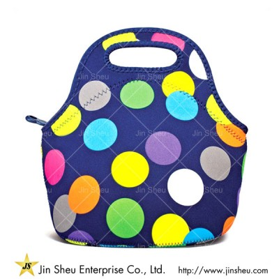 Neoprene Lunch Bag - Neoprene Lunch Bag