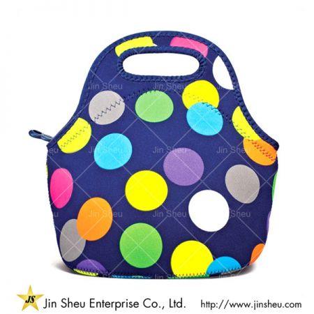 Neoprene Lunch Bag - Neoprene Lunch Bag
