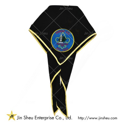Promotional Neckerchief Embroidery - Embroidery Logos Neckerchiefs