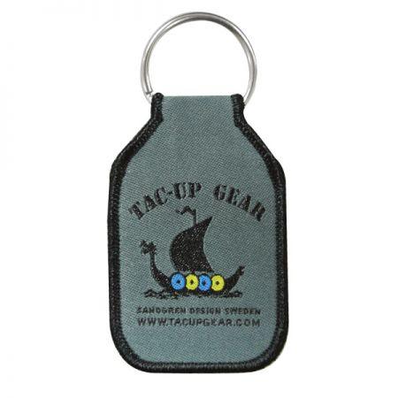Souvenir Woven Key Chains - Souvenir Woven Key Chains