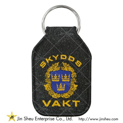 Woven Key Tags Manufacturer