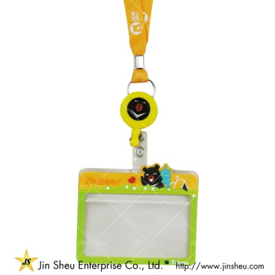 Lanyard ID Badge Holders Manufacturer
