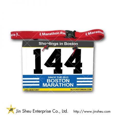 Triathlon Running Sports Race Belt - Triathlon Running Sports Race Belt