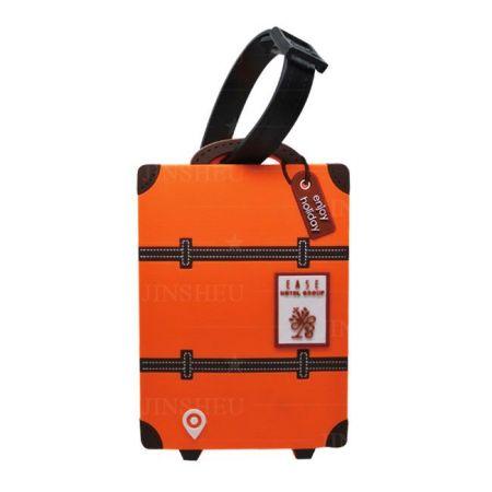 PVC Travel Luggage Tags - PVC Travel Luggage Tags