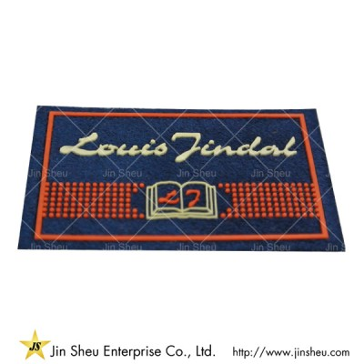 High Frequency PVC Patches - High Frequency PVC Patches