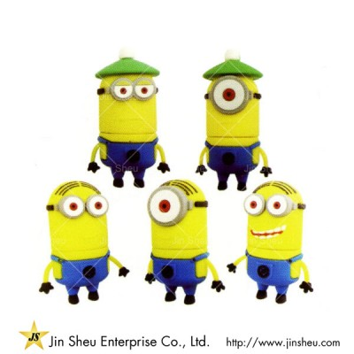 Advertising Minion USB Stick - Advertising Minion USB Stick