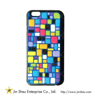 IPhone Case With Soft PVC Logos - IPhone Case With Soft PVC Logos