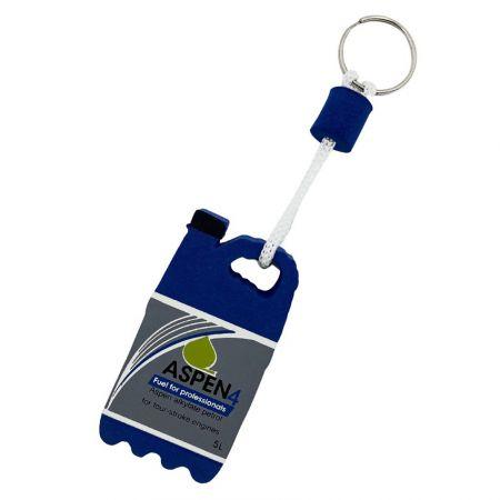 Personalized EVA Floating Key Chains - Personalized EVA Floating Key Chains