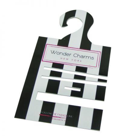 Customized Door Handle Plastic Tag - Customized Door Handle Plastic Tag