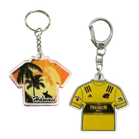 Custom Made Acrylic Key Chain - Custom Made Acrylic Key Chain